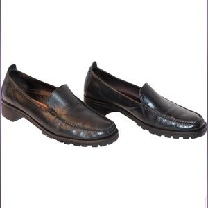 ■Cole Hahn■ (8) Country Rugged Loafers